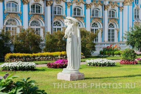 Камеронова галерея Пушкин свадьба (3)