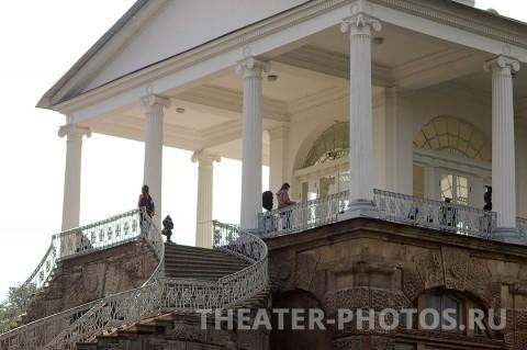 Камеронова галерея Пушкин свадьба (8)