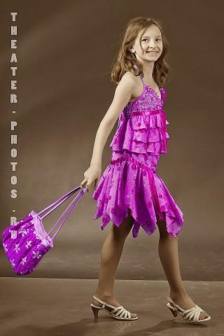таинственный фиолетовый цвет