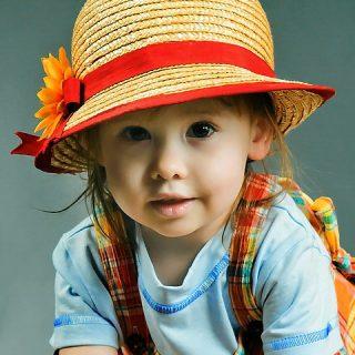 украшение соломенной шляпки