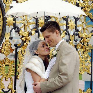 зонт любовь свадьба