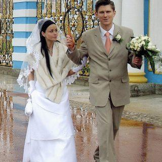 мы на свадьбе