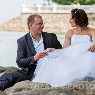 монплезир, свадьба, камушки