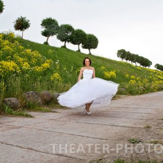 кружащаяся невеста