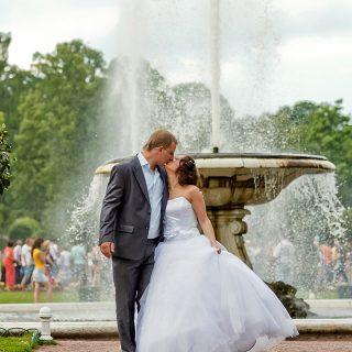 фонтан чаша французкий свадьба