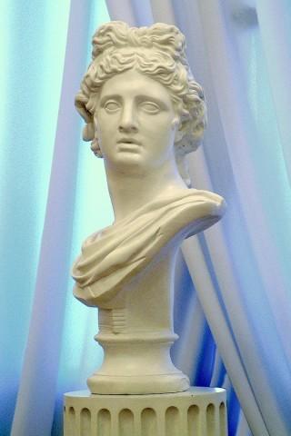 дворец скульптура