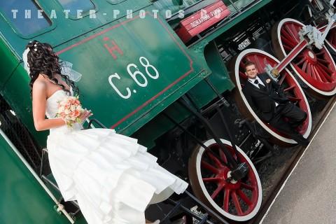 кочегар и невеста