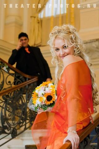 гламур на свадьбе