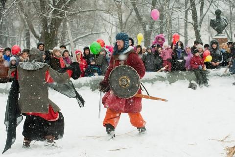 турнир рыцарей
