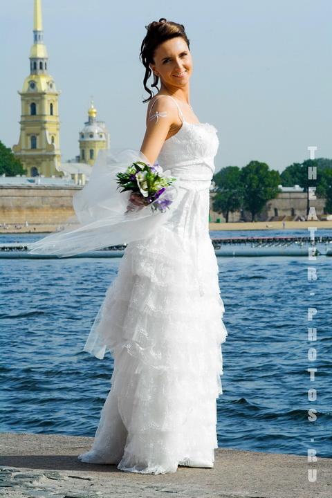 петропавловская крепость невеста