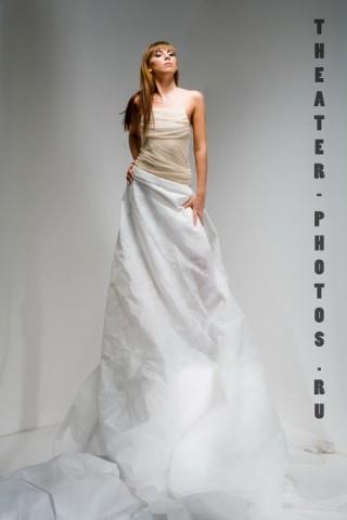 ткань и ассоциации с вадебным платьем