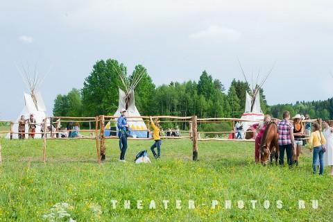 фото репортаж о индейцах