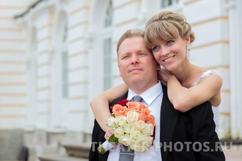 Петродворец свадьба Нижний парк (1)