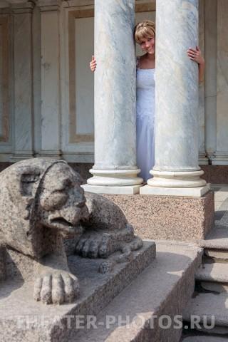 Петродворец свадьба Нижний парк (11)