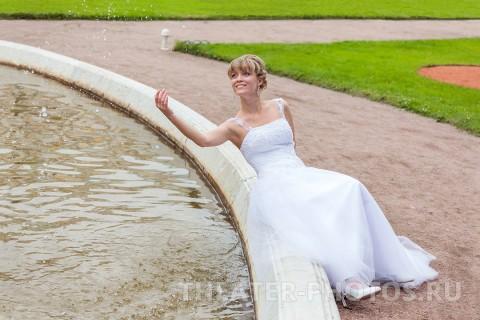 Петродворец свадьба Нижний парк (3)