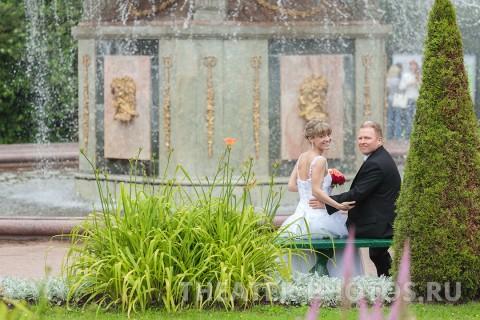 Петродворец свадьба Нижний парк (5)