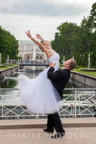 Петродворец свадьба Нижний парк (6)