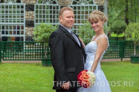 Свадебный фотограф в Петродворце (1)