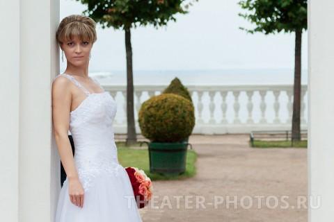 Свадебный фотограф в Петродворце (2)