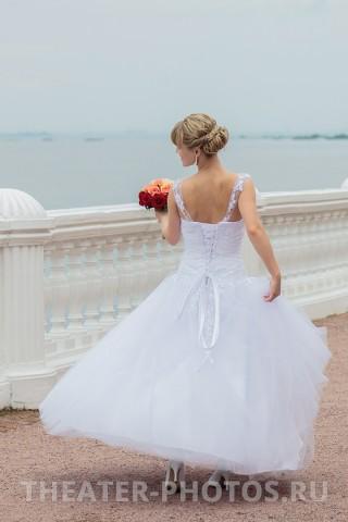 Свадебный фотограф в Петродворце (6)