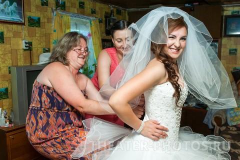 Свадьба в деревне (2)