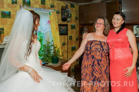Свадьба в деревне (3)