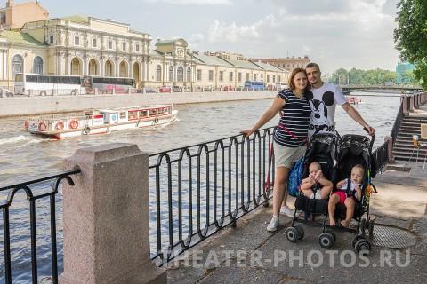 Туристы в Санкт-Петербурге (10)