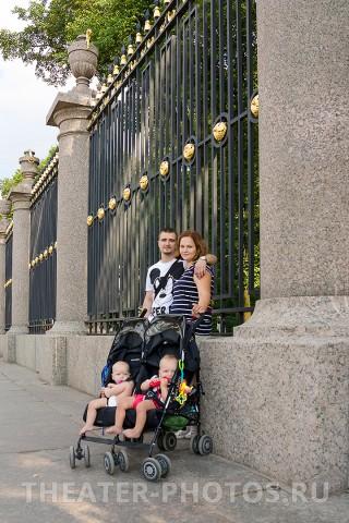 Туристы в Санкт-Петербурге (11)