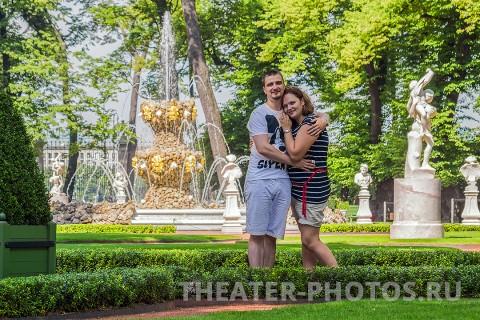 Туристы в Санкт-Петербурге (2)