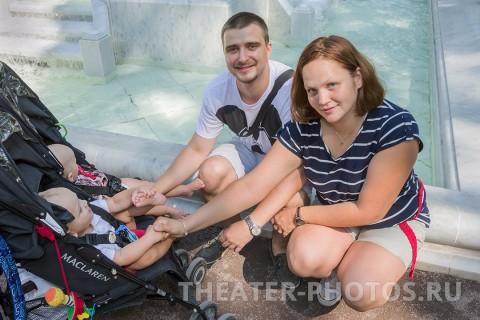 Туристы в Санкт-Петербурге (3)